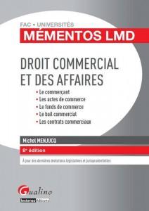 Droit commercial et des affaires Michel Menjucq